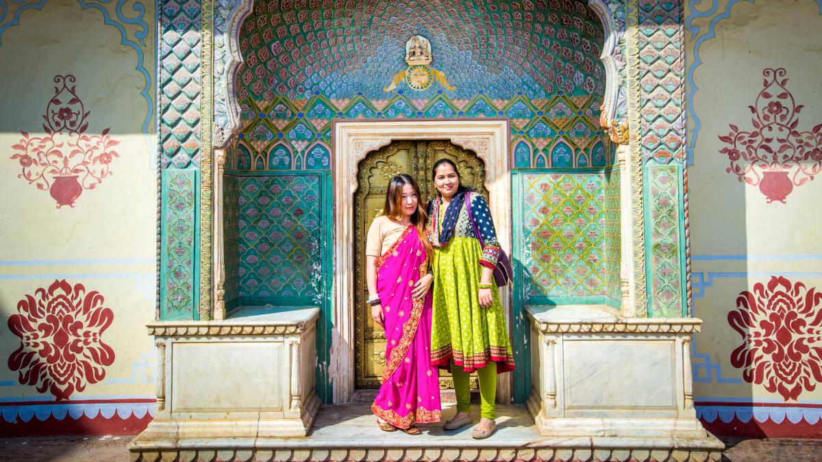印度的面纱-爱哪哪去旅行分享网